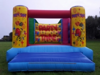 BOUNCY CASTLE NO. 13