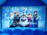 FROZEN BOUNCY CASTLE